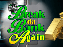 Mega Spins Break Da Bank онлайн
