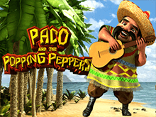 Paco And Popping Peppers онлайн